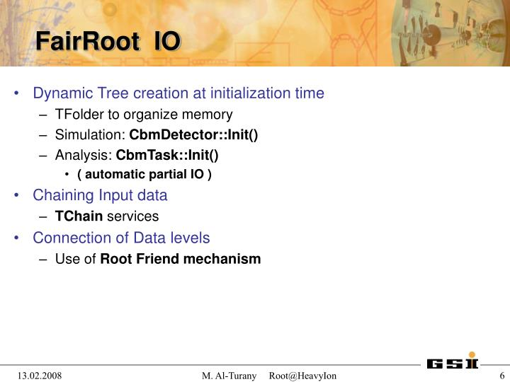 Dynamic Tree creation at initialization time