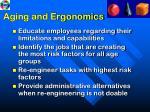 aging and ergonomics1