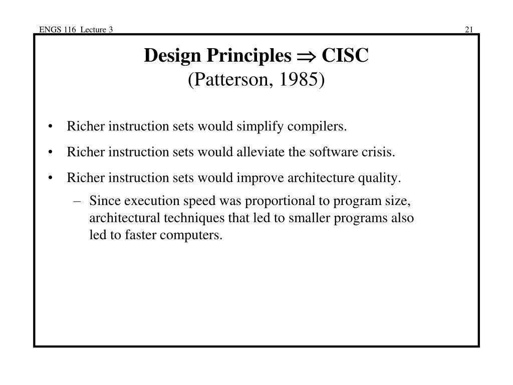 Ppt Instruction Set Design Powerpoint Presentation Free Download Id 5696811