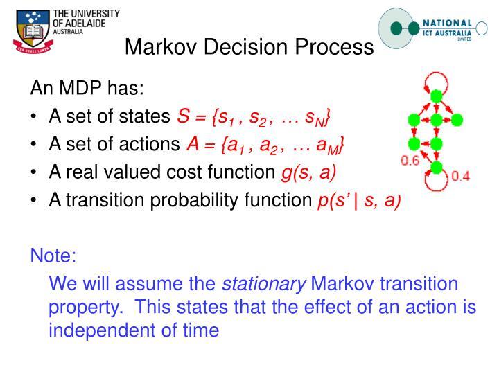 Markov Decision Process