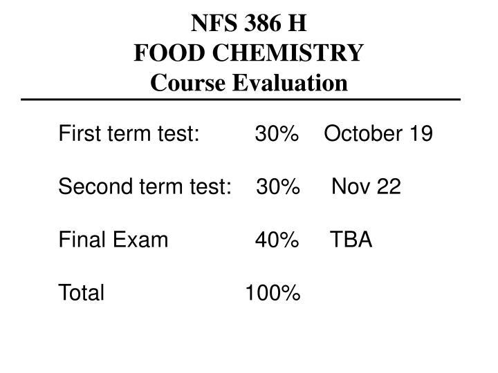 NFS 386 H
