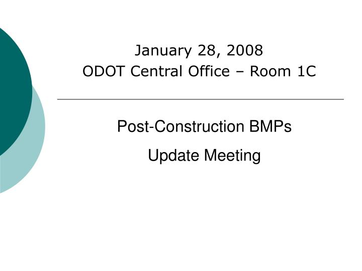 january 28 2008 odot central office room 1c n.