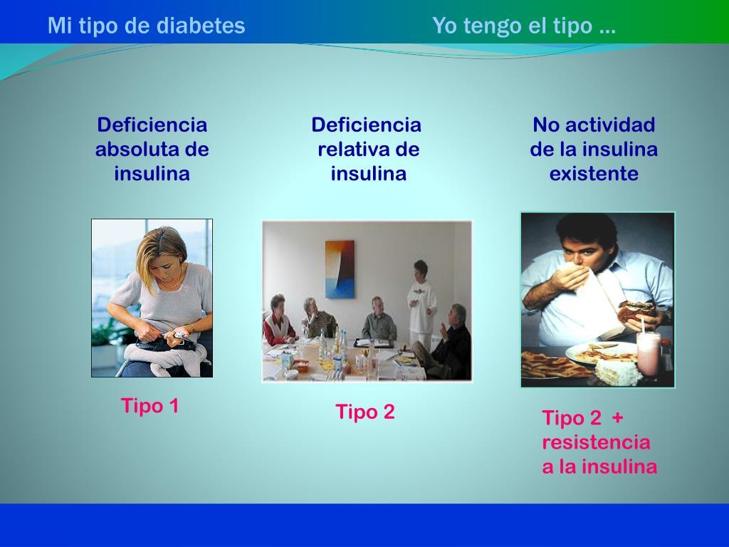 nuevos medicamentos para la diabetes ppt para niños