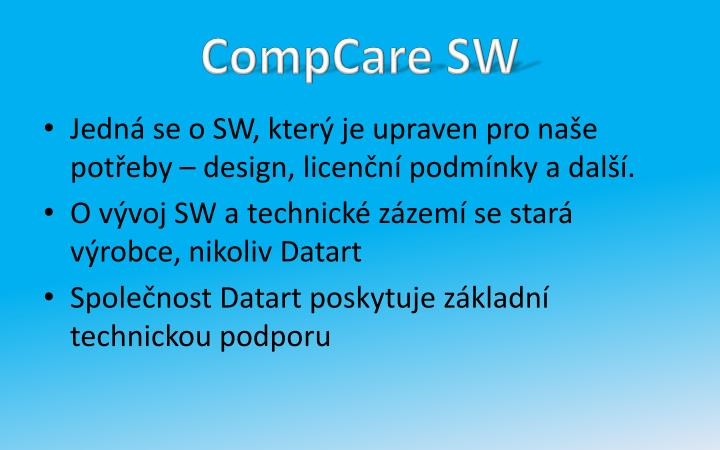 CompCare SW