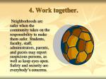 4 work together