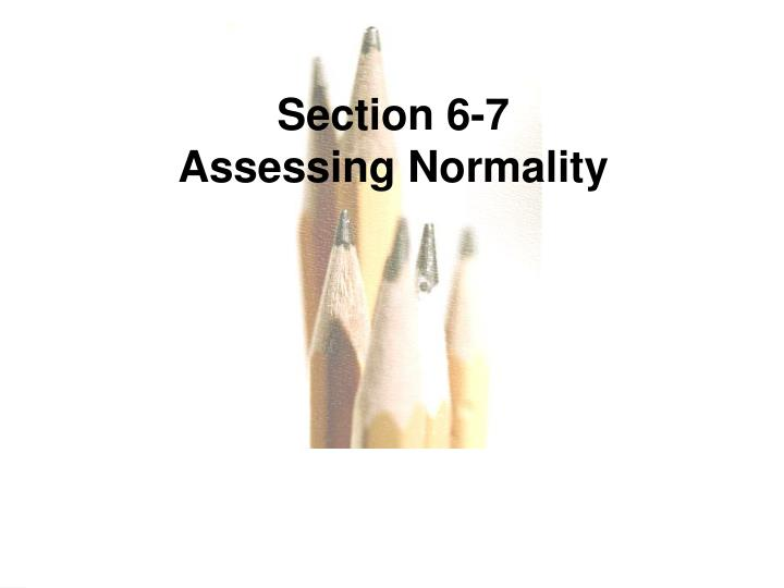 Section 6-7