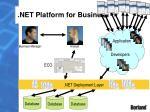 net platform for business
