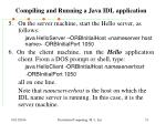 compiling and running a java idl application2