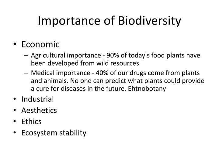 biodiversity and environmental governance role of Environmental governance is a concept in political ecology and environmental  policy that  the stronger the impact on biodiversity, the stronger the likelihood  of a chain reaction with unpredictable negative effects another  states play a  crucial role in environmental governance, because however far and fast  international.