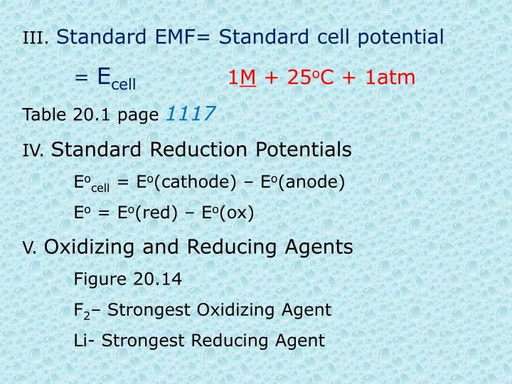 Ppt Chapter 20 Electrochemistry Powerpoint Presentation Id5700451