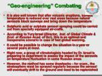 geo engineering combating5