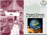 project details