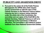 publicity and awareness drive2