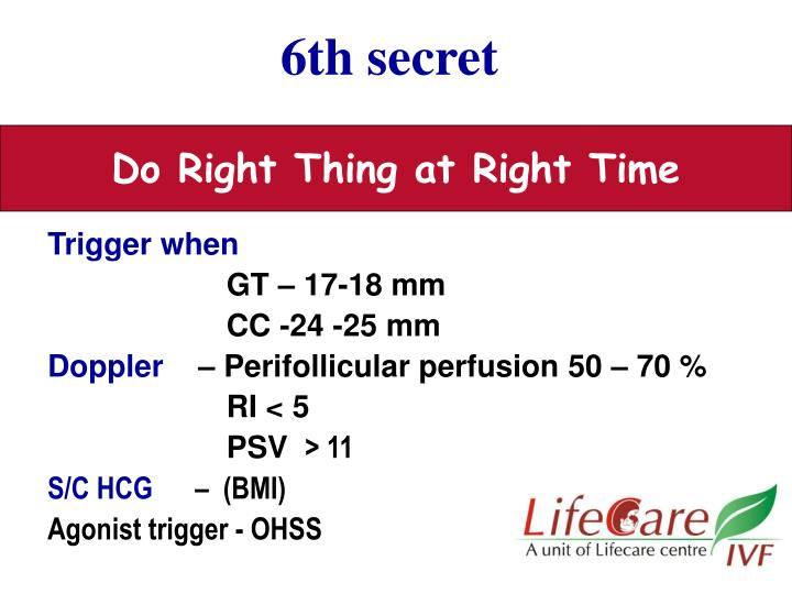 6th secret