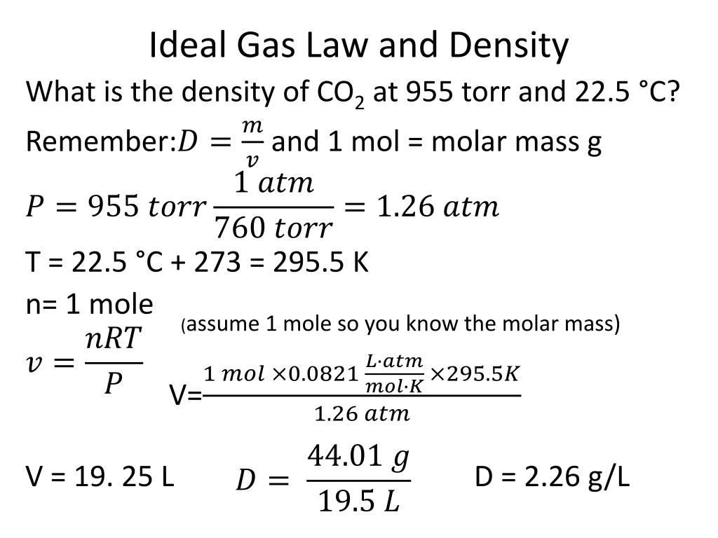 PPT - Gas Laws and Nature of Gases PowerPoint Presentation ...