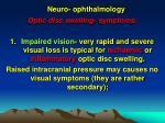 neuro ophthalmology12