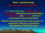 neuro ophthalmology13
