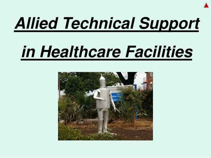 Allied Technical Support