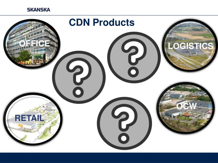 CDN Products