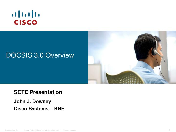 docsis 3 0 overview n.