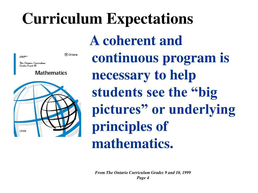 PPT - Sustaining Quality Curriculum PowerPoint Presentation - ID:5706516