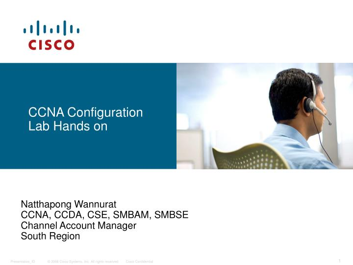 ccna configuration lab hands on n.
