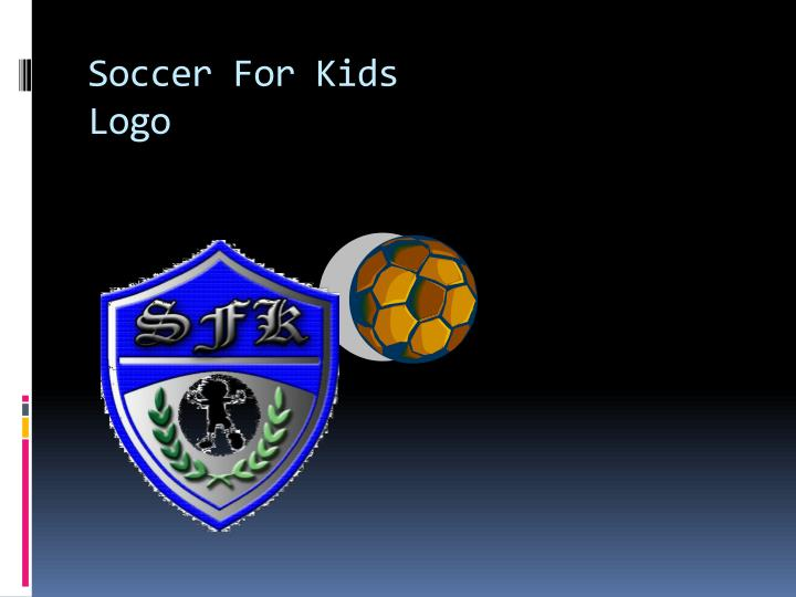 Soccer For Kids