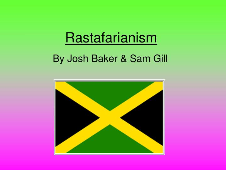"""thesis on rastafarianism For many people in cuba, a """"rastafarian"""" is someone associated with synthesis one can empirically observe the thesis and antithesis, but."""