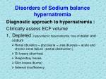 disorders of sodium balance hypernatremia2