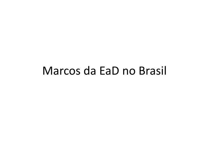 Marcos da