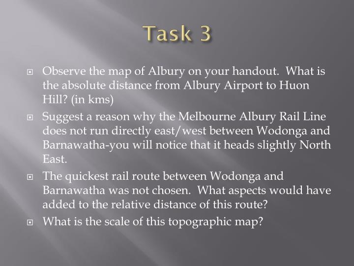 Task 3