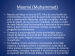 maom muhammad