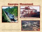 georgia movement