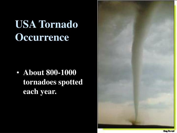 USA Tornado