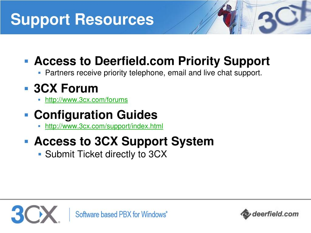 3cx Support Forums