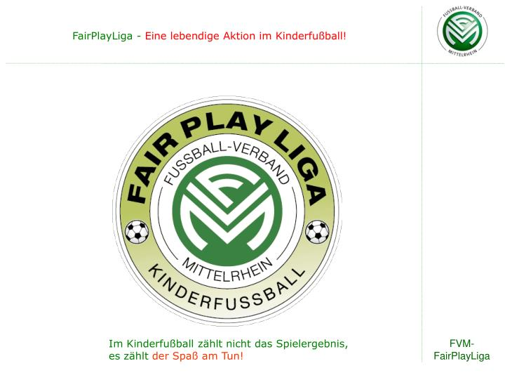 FairPlayLiga -