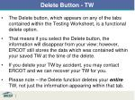 delete button tw