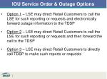 iou service order outage options1