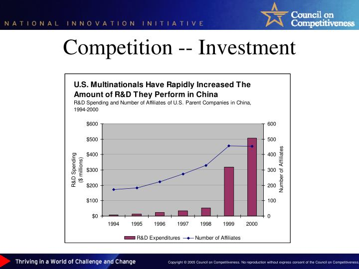 PPT - Innovate America: Thriving in a World of Challenge and Change PowerPoint Presentation - ID ...