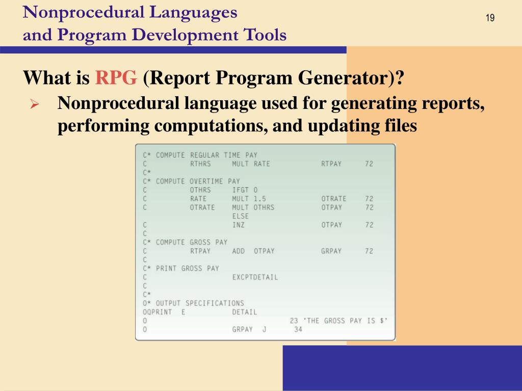 PPT - Computer Programs and Programming Languages PowerPoint