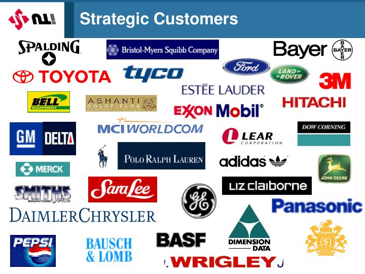 Strategic Customers