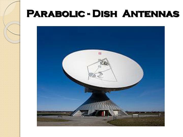 Parabolic - Dish