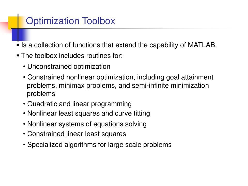 Minimax Linear Programming