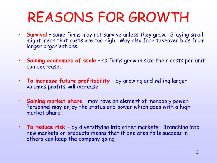survival and growth of small firms Factors influencing the growth of small and medium sized firms in different growth stages  smes' survival and competitiveness (rodriguez, 2003) .