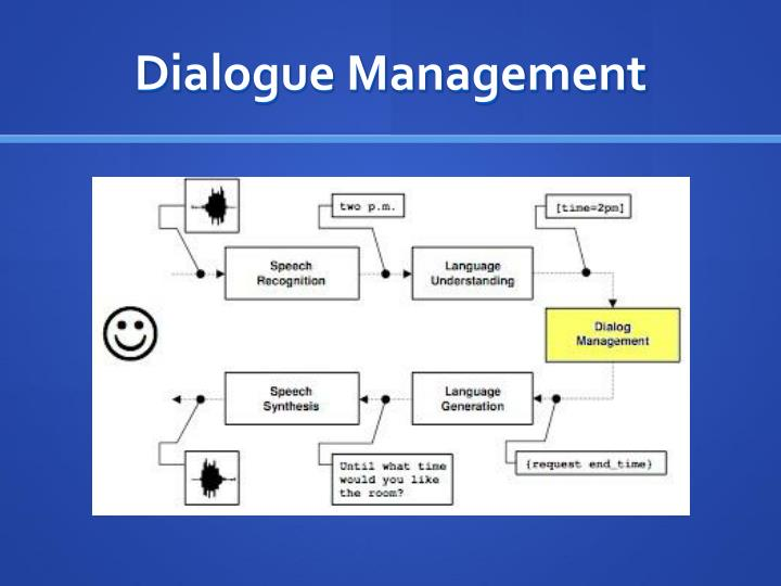 Dialogue Management