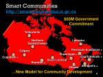 smart communities http smartcommunities ic gc ca