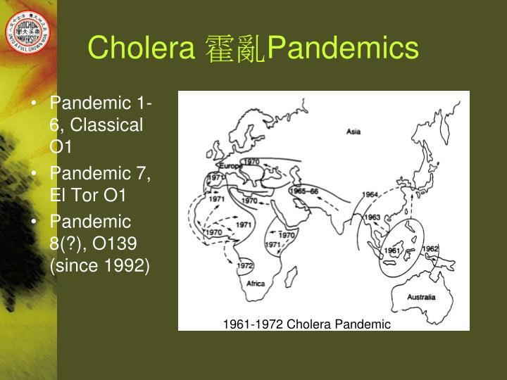 Cholera 霍亂