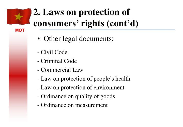 Other legal documents: