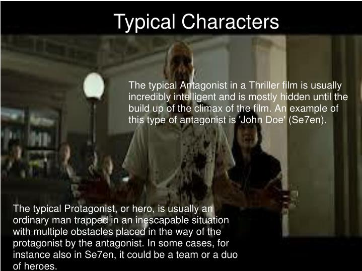 Typical characters1