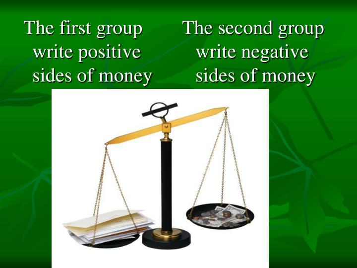money makes the world go round essay Playlist money makes the world go round how the world views money and its importance in business and society.